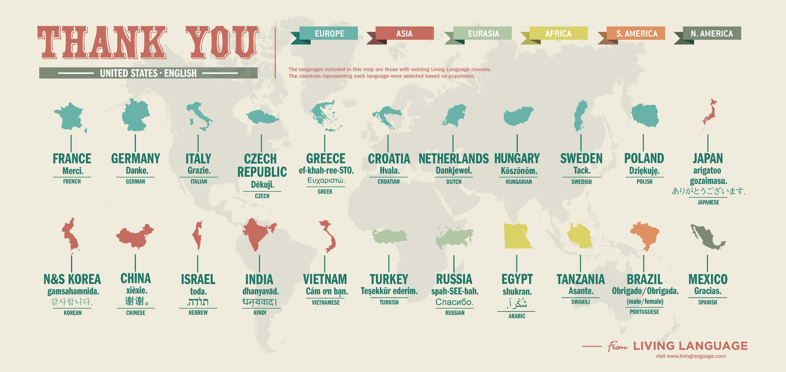 Living-Language-Thank-You-World-Map